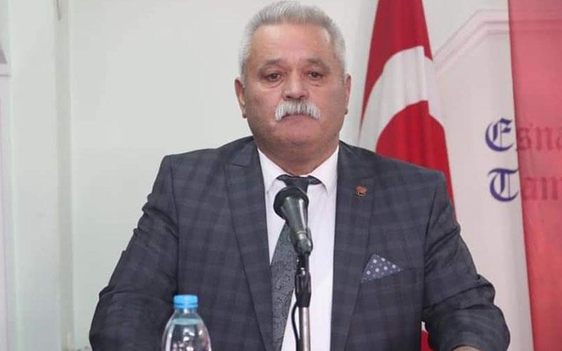CHP Tavas İlçe Başkanı Erdoğan Şama vefat etti
