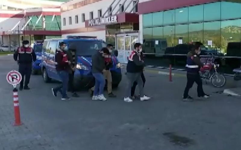 Coronavirüs tuzağıyla soygun yapanlara 15'er yıl hapis cezası