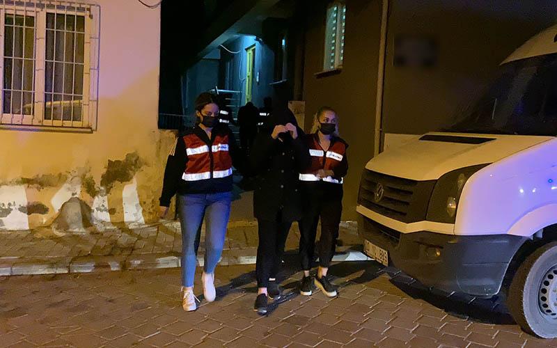 2 çocuk babası, 16 yaşındaki kızı kaçırıp Denizli'ye getirdi