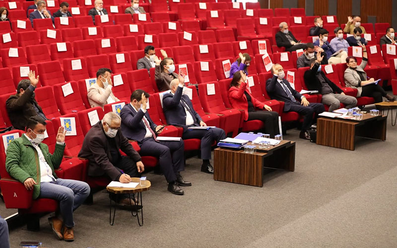 Doğan'ın 22 milyon TL borçlanma talebine meclisten ret