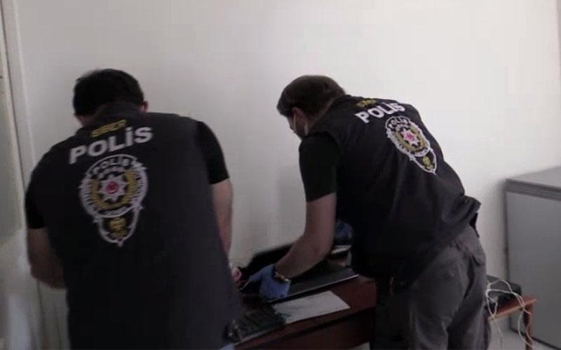 Denizli ile birlikte 18 ilde yasa dışı bahis oynatan 86 kişi yakalandı