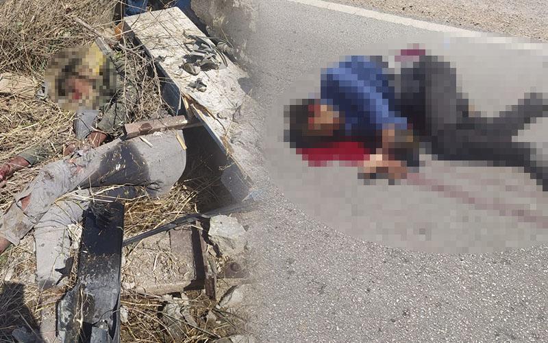 Ekmek parası için geldiği Denizli'de trafik kazasında öldü