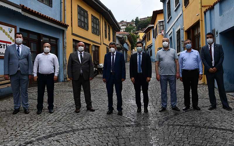 Buldan Belediyesi-PAÜ iş birliği görüşüldü