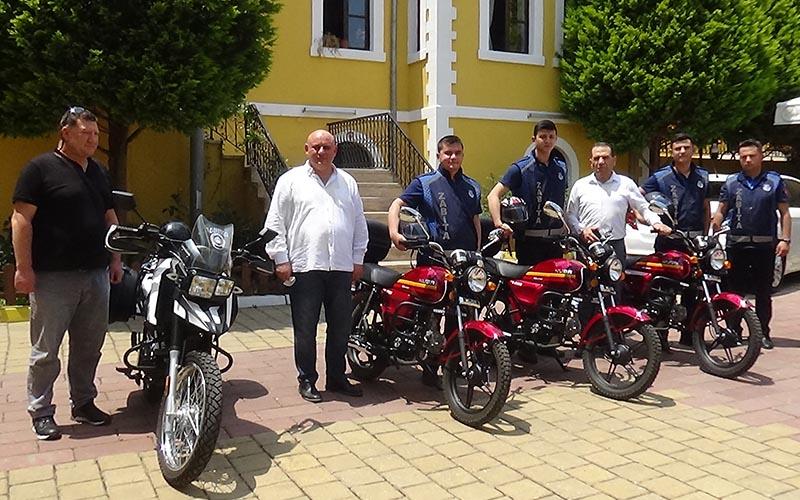Buldan'da Zabıta Motorize Güven ve Huzur Timi kuruldu