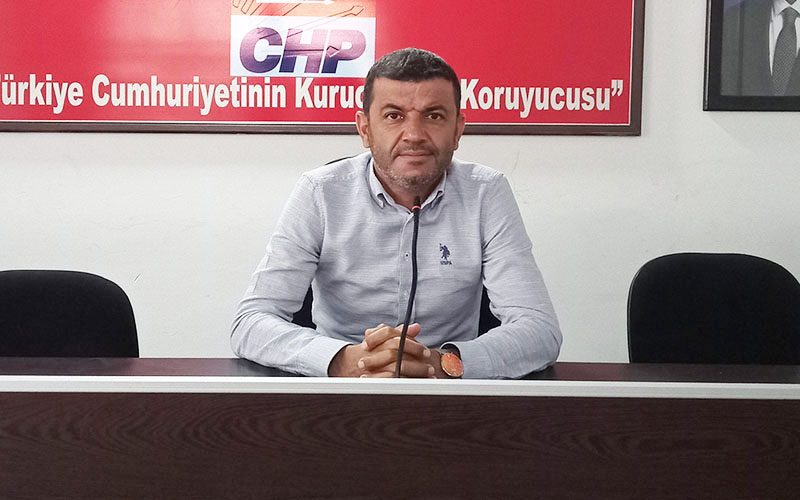 Çavuşoğlu'dan Vali Atik'e taş ocağı teşekkürü