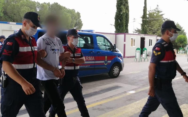 19,5 yıl hapis cezası alan cinsel istismar hükümlüsü yakalandı
