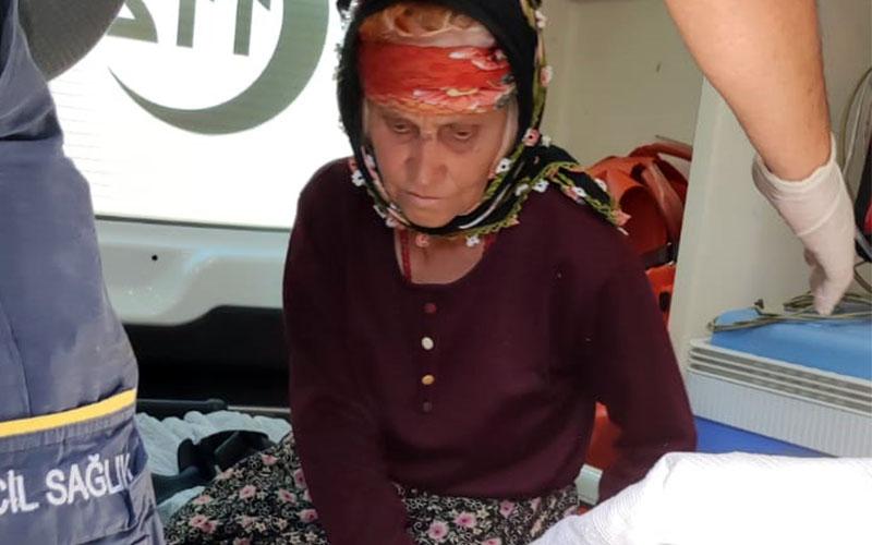Kayıp kadın 3. günde bulundu