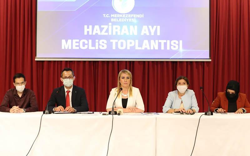 Merkezefendi Belediye Meclisi'nden Atatürk'e hakaret eden imama kınama