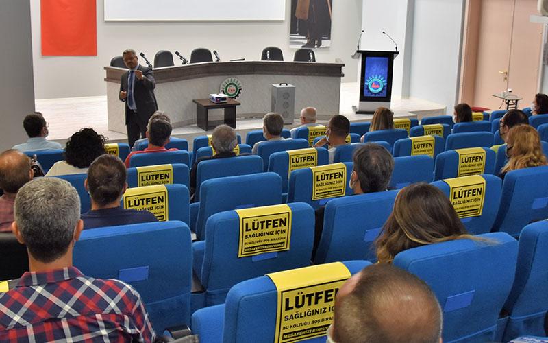 Denizli OSB'de ozon jeneratörü bilgilendirme toplantısı