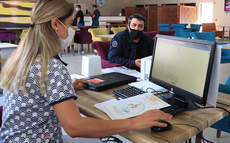 Pamukkale Belediyesi nakdi yardımı için başvurular sürüyor