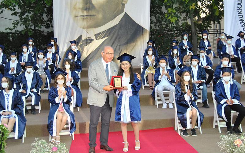 Özel PEV Okulları 127 mezun daha verdi