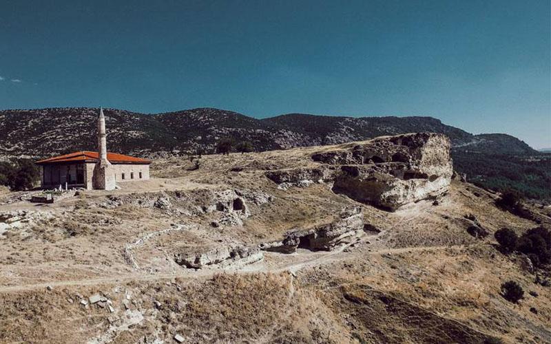 Tabae Antik Kenti kazıları PAÜ'ye verildi