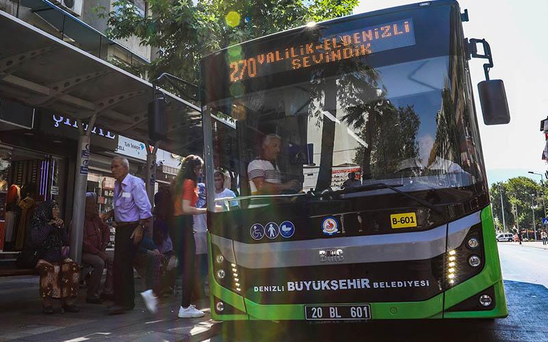Büyükşehir'den sınava gireceklere ücretsiz ulaşım