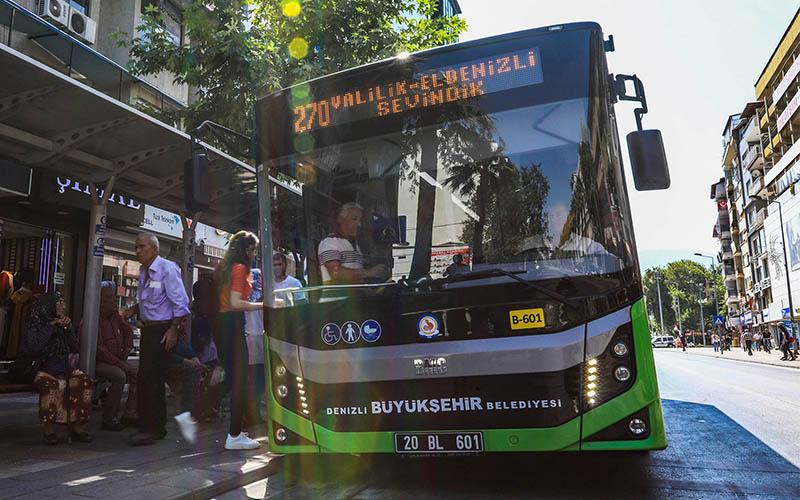 Büyükşehir Belediyesinden YKS'ye gireceklere ücretsiz ulaşım hizmeti