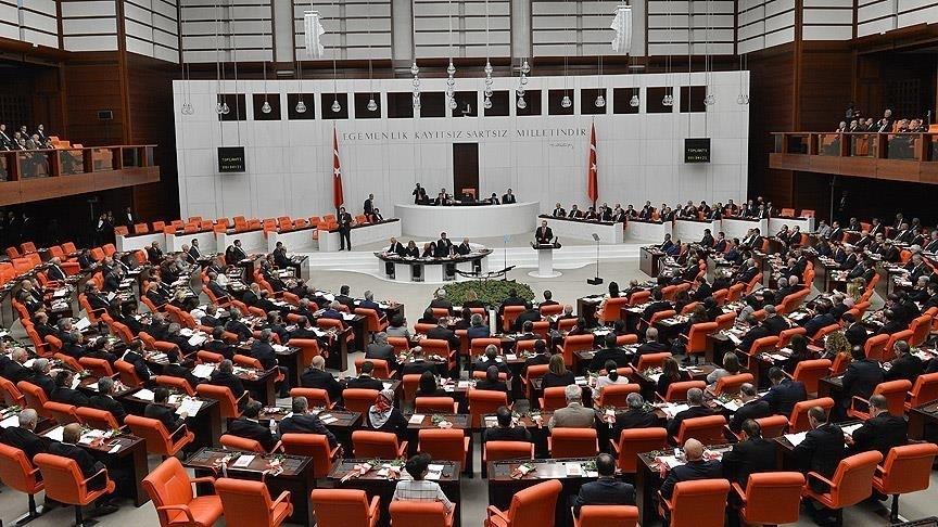 Bazı kamu alacaklarının yapılandırılmasına ilişkin kanun teklifi kabul edildi