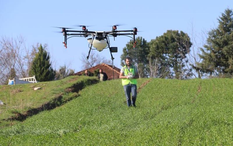 İzinsiz drone kullanmanın cezası 20 bin TL