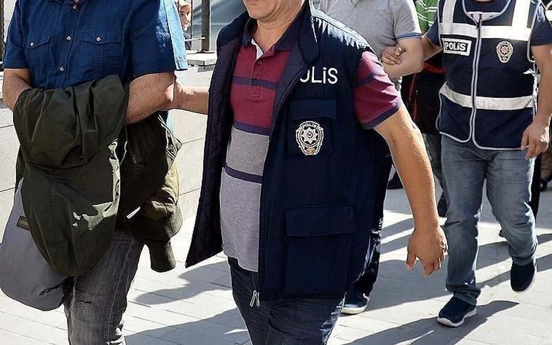 FETÖ/PDY üyesi 6 kişi yakalandı, 2'si tutuklandı