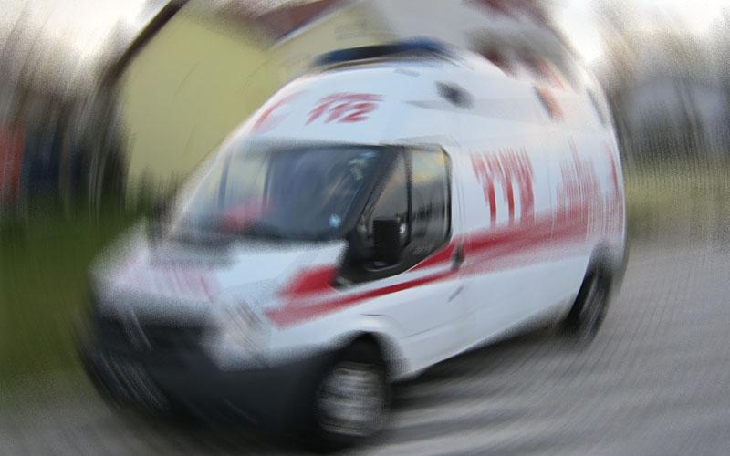 Denizli'ye malzeme getiren kamyonun şoförü ölü bulundu