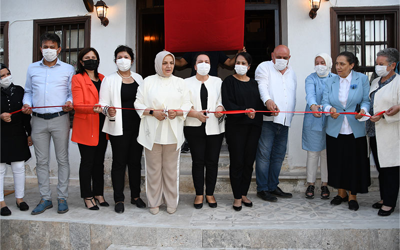 Buldan'da butik otel ve konak açılışı