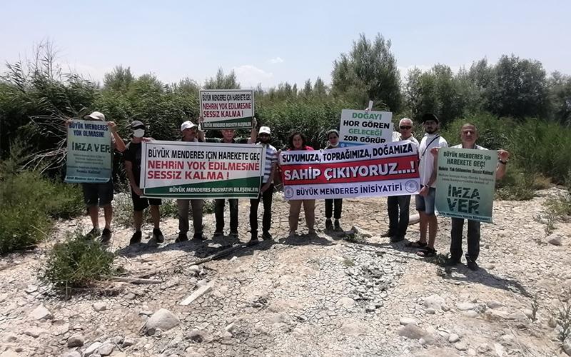 Büyük Menderes, Türkiye'nin en kirli 3. nehri