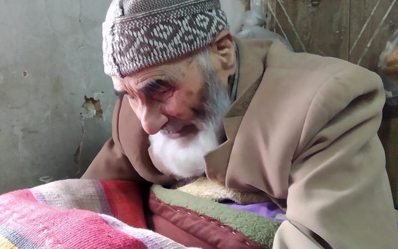 Asırlık Mehmet Dede hayatını kaybetti