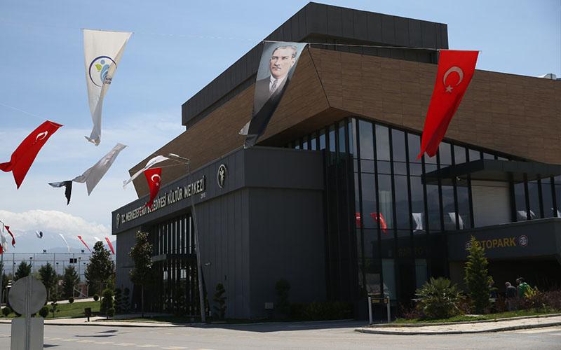 MKM'de tiyatro ve dans topluluklarına salon kirası 1 TL