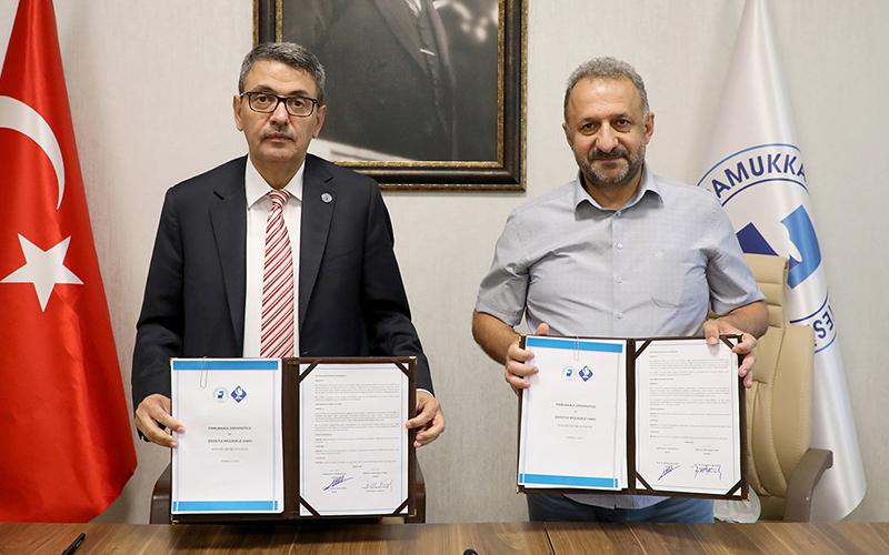 PAÜ ile HEGEM arasında şiddeti önleme protokolü imzalandı