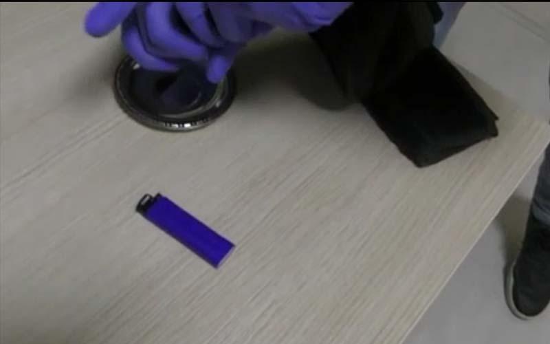 Uyuşturucuyu bez ve havluya emdirerek taşıyan 3 kişi yakalandı