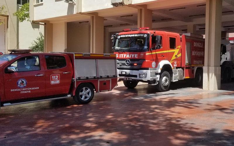 Büyükşehir ekipleri Manavgat'taki yangın söndürme çalışmalarına katılacak