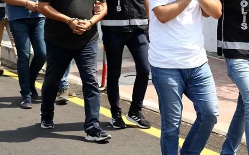 Toplam 36 yıl hapis cezasına hükümlü 3 firari yakalandı