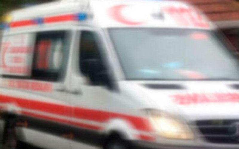 Süt toplama aracının çarptığı çocuk öldü