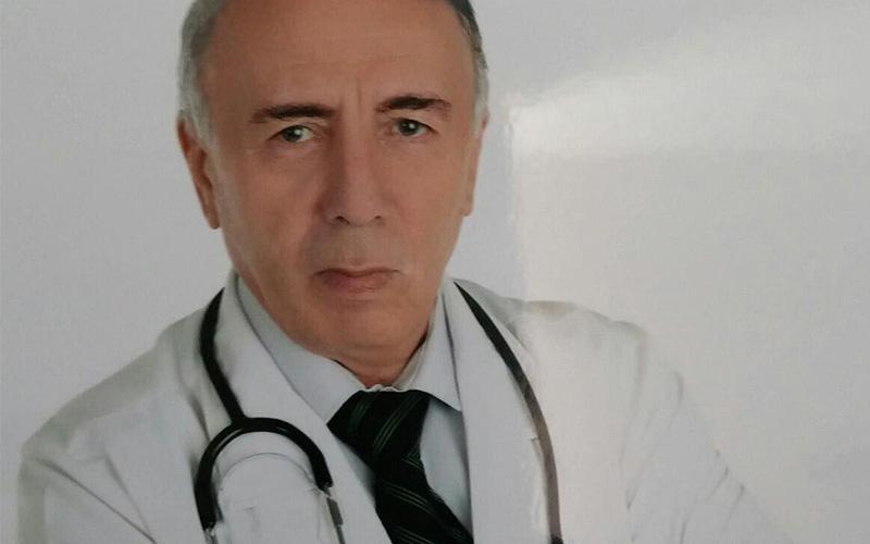 Eski SKK Hastanesi Başhekimi Dr Şakir Özdağ vefat etti
