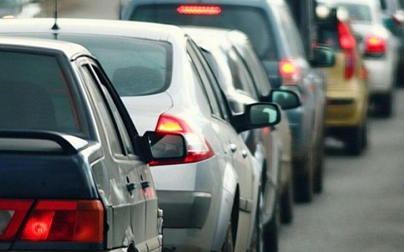 Denizli'de motorlu taşıt sayısı yüzde 4,3 arttı