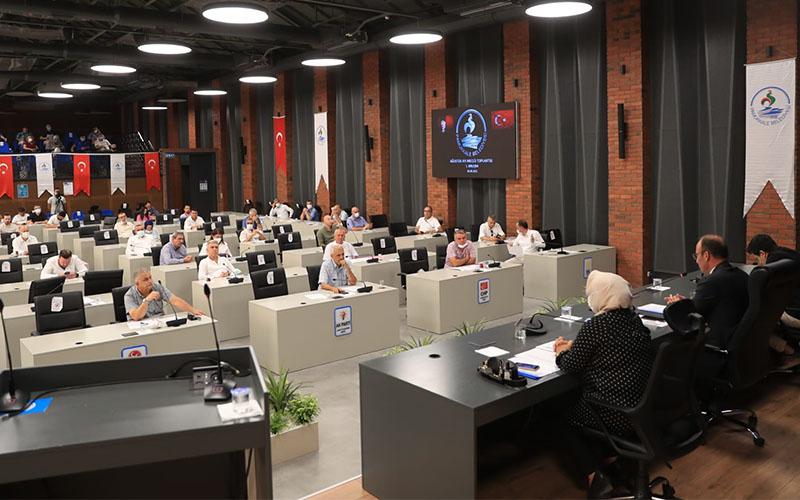 Pamukkale Belediye Meclisinden eğitim yardımı kararı