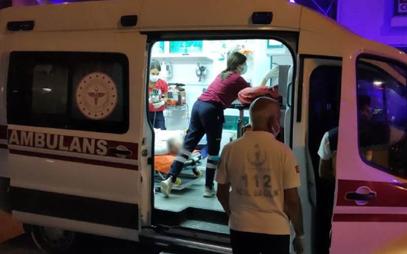 Pidecideki kavgada 2 kişi tüfekle vuruldu