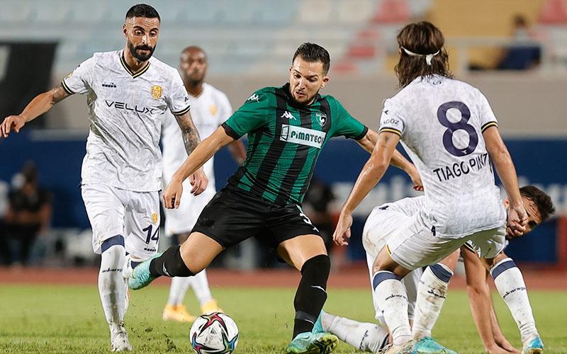 Denizlispor, Ankaragücü'ne 3-0 yenildi