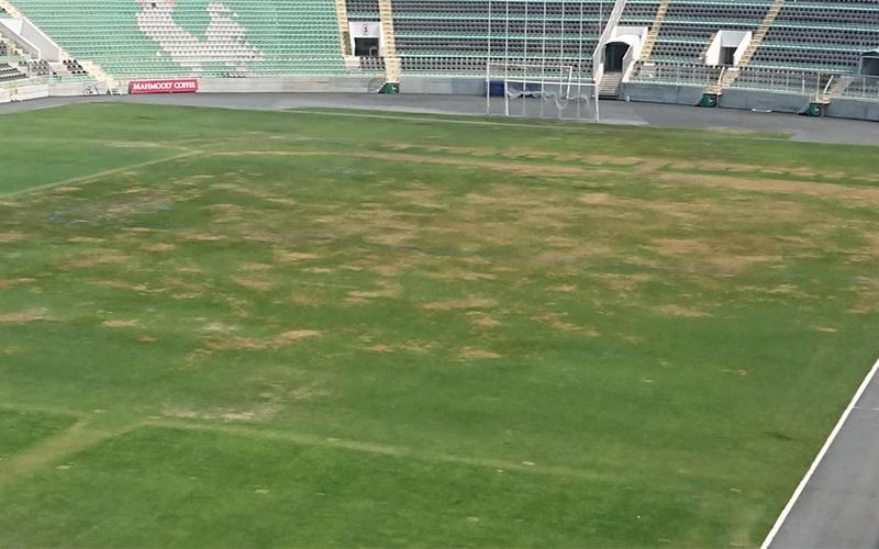 Atatürk Stadı bakıma, Ankaragücü maçı Antalya'ya alındı