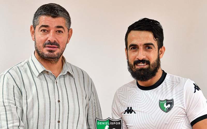 Denizlispor, Muğdat Çelik'i transfer etti