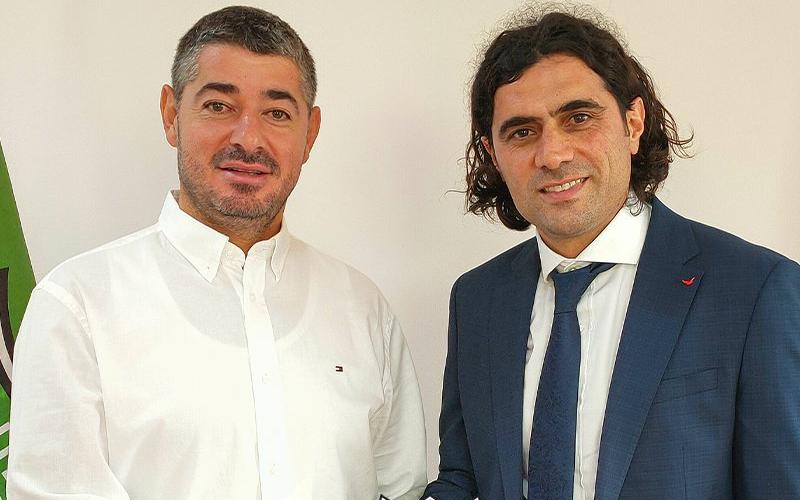 Denizlispor'un teknik direktörü Serhat Gülpınar oldu