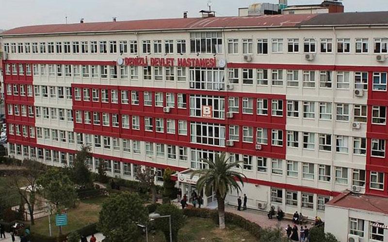 Denizli Devlet Hastanesinde geriatri kliniği açıldı