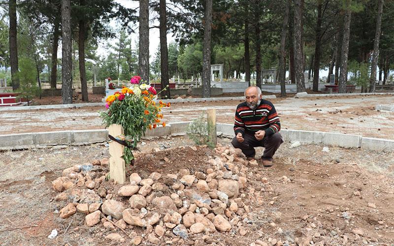 22 yıl önce kayboldu, ormanlık alanda kemikleri bulundu