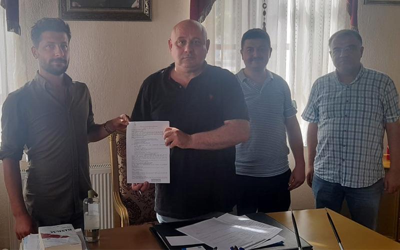 Buldan'a yapılacak spor yatırımlarının protokolü imzalandı