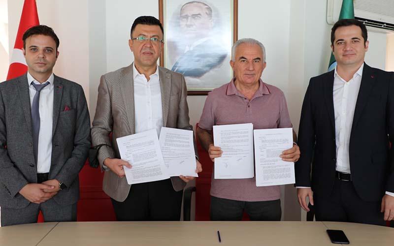 Çiftçiye özel kredinin protokolü imzalandı