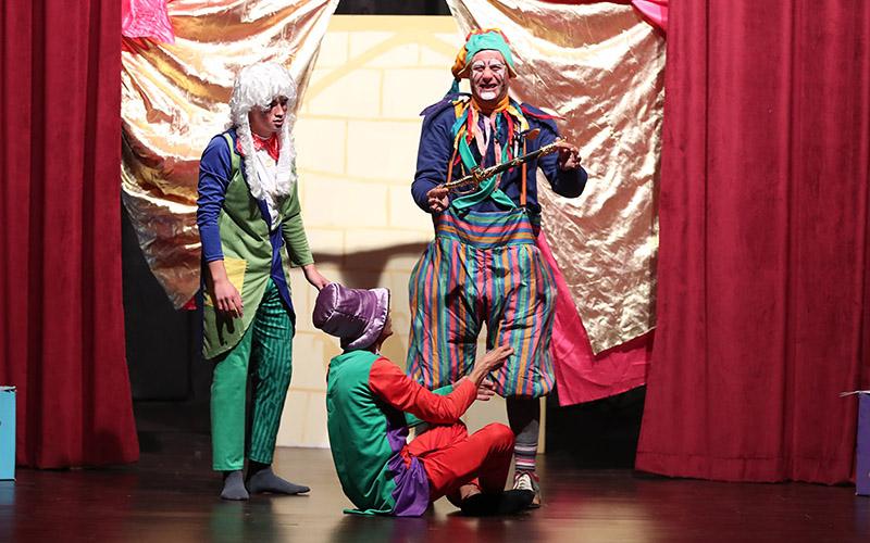 Merkezefendi'de Çocuk Tiyatrosu Günleri başladı