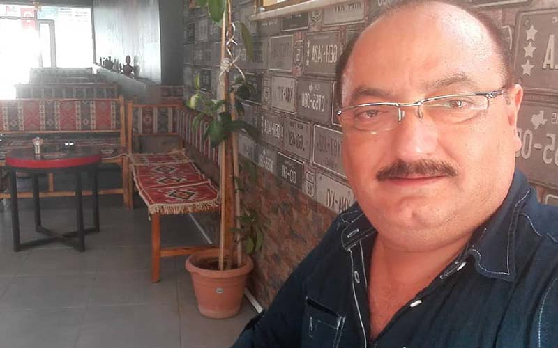 Gazeteci Erol Kes, covid'le savaşını kaybetti