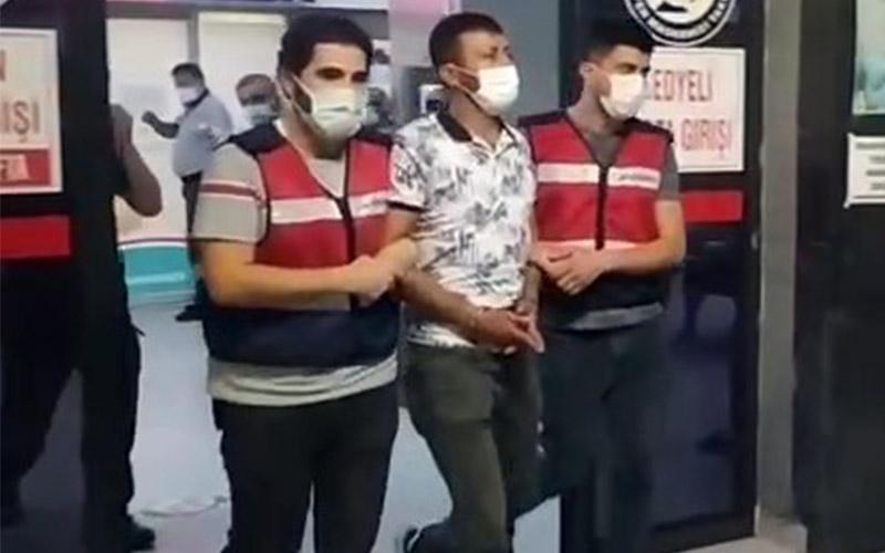 Gazino basma olayının firari şüphelisi yakalandı