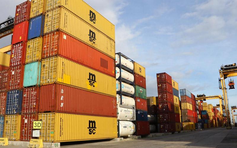 Denizli'nin ihracatı ağustosta yüzde 57 arttı