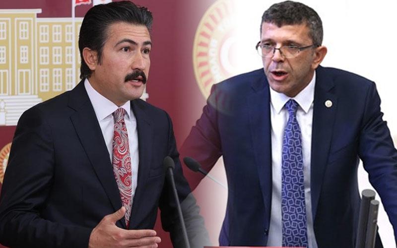 İYİ Parti'den AK Partili Özkan hakkında suç duyurusu