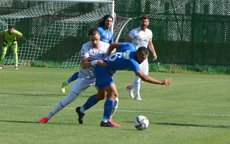 Kızılcabölükspor, Elazığ Karakoçan FK'ye farklı yenildi: 3-0