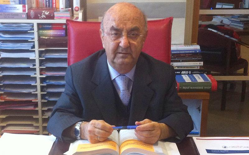 Denizli'nin vergi rekortmeni mali müşavir Ercan hayatını kaybetti